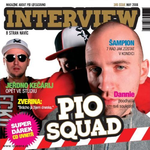 Pio Squad - Interview